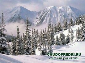Англійські вірші для дітей. Зима