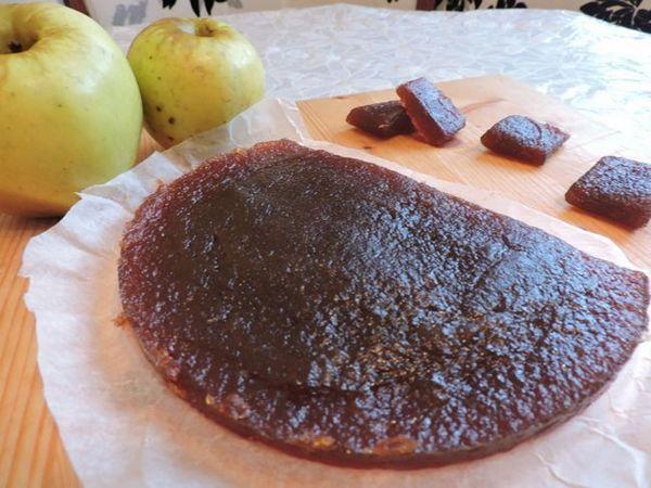 Яблучний мармелад їжа, своїми руками, зроби сам