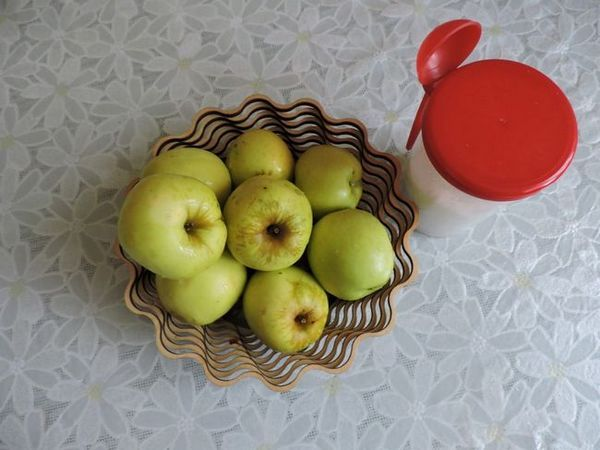Яблучний мармелад в мультиварці - майже забутий смак дитинства!