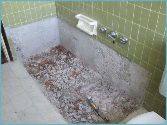 Як зробити ванну з цегли своїми руками: майстер-клас