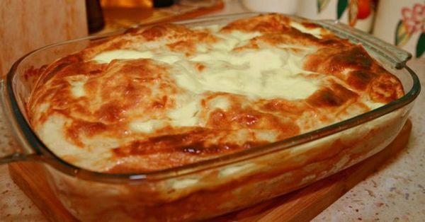 Лінива баніца по-болгарськи: готується швидко, а результат завжди безмежно радує!