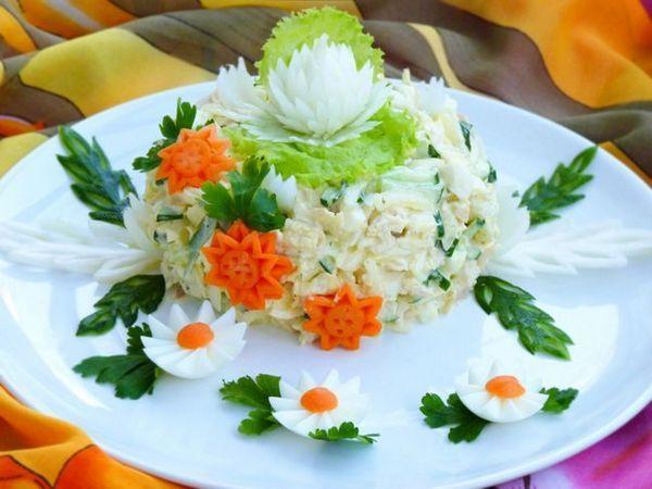 Після цього салату ти більше не будеш робити «олів`є» та «шубу».
