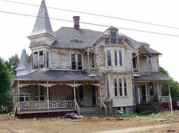 Старий будинок нікого не цікавив, поки не виявилося, що він єдиний у своєму роді
